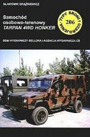 Ok�adka - Samoch�d osobowo - terenowy Tarpan 4WD Honker