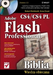 Ok�adka - Adobe Flash CS4/CS4 PL Professional. Biblia