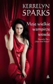 Ok�adka - Moje wielkie wampirze wesele