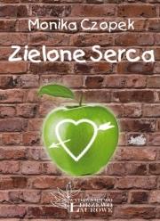 Ok�adka - Zielone  Serca