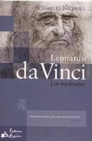 Ok�adka - Leonardo da Vinci. Lot wyobra�ni