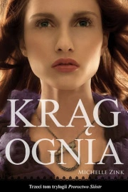 Ok�adka - Kr�g ognia