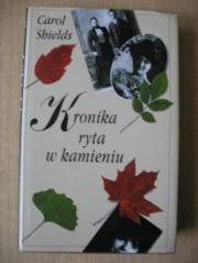 Ok�adka - Kronika ryta w kamieniu