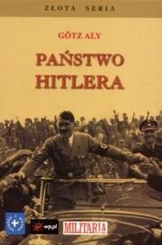 Okładka - Państwo Hitlera