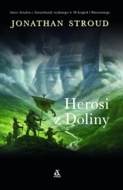 Okładka - Herosi z doliny