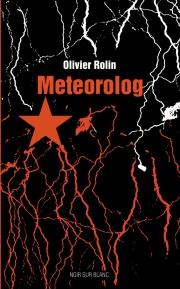 Okładka - Meteorolog
