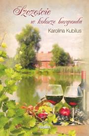 Ok�adka -  Szcz�cie w kolorze burgunda