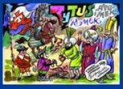 Ok�adka - Tytus, Romek i ATomek w odsieczy wiede�skiej 1683 roku z wyobra�ni Papcia Chmiela narysowani
