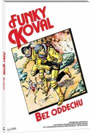 Ok�adka - Funki Koval. Bez oddechu. Audiobook