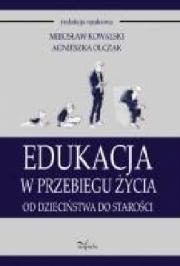 Ok�adka - Edukacja w przebiegu �ycia