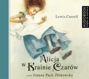 Okładka - Alicja w Krainie Czarów. Audiobook