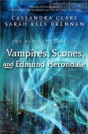Ok�adka - Vampires, Scones, and Edmund Herondale