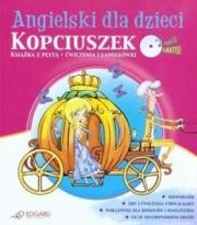 Ok�adka - Angielski dla dzieci Kopciuszek Cinderella
