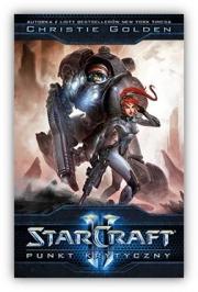 Ok�adka - Starcraft II: Punkt krytyczny