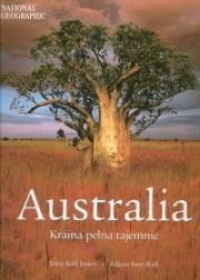 Ok�adka - Australia. Kraina pe�na tajemnic