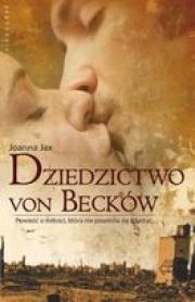Okładka - Dziedzictwo von Becków
