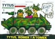 Ok�adka - Tytus, Romek i A'Tomek - Ksi�ga IV. Tytus �o�nierzem