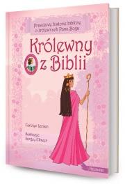 Okładka - Królewny z Biblii