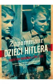Okładka - Zapomniane dzieci Hitlera
