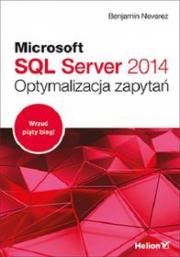 Ok�adka - Microsoft SQL Server 2014. Optymalizacja zapyta�