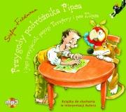 Ok�adka - Przygody podr�nika Pipsa i jego przyjaci�: papugi Terefery i psa Klipsa