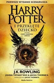 Ok�adka - Harry Potter i Przekl�te Dziecko (Harry Potter and the Cursed Child)