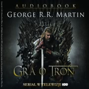 Okładka - Gra o tron. Audiobook