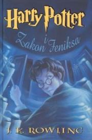 Ok�adka - Harry Potter i Zakon Feniksa
