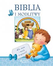 Ok�adka - Biblia i modlitwy dla mnie i moich przyjaci�
