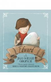 Okładka - Edward i jego wielkie odkrycie