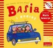 Ok�adka - Basia i podr�.  Basia i przedszkole. Audiobook.