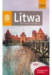 Ok�adka - Litwa. W krainie bursztynu. Wydanie 1