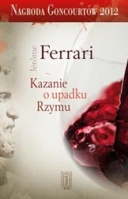 Ok�adka - Kazanie o upadku Rzymu