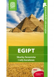 Ok�adka - Egipt. Skarby faraon�w i rafy koralowe. Wydanie 1