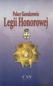 Ok�adka - Polscy kawalerowie Legii Honorowej