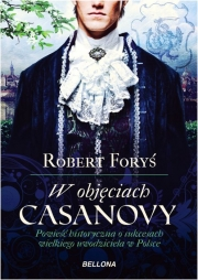 Ok�adka - W obj�ciach Casanovy