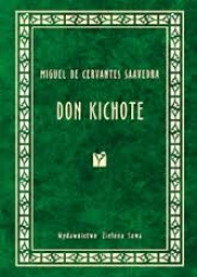 Ok�adka - Don Kichote