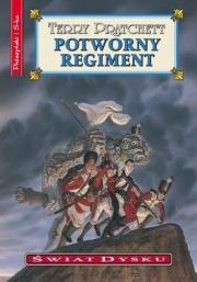 Ok�adka - Potworny regiment