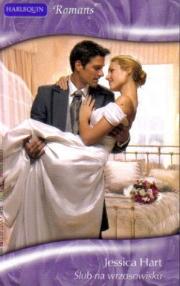 Okładka - Ślub na wrzosowisku