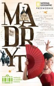 Ok�adka - Wakacje w wielkim mie�cie: Madryt