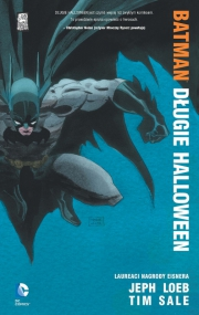 Ok�adka - Batman: D�ugie Halloween