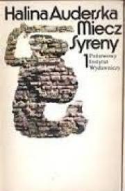 Ok�adka - Miecz Syreny t.1