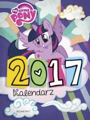 Okładka - My Little Pony. Kalendarz 2017