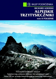 Ok�adka - Alpejskie Trzytysi�czniki tom III. Zach�d
