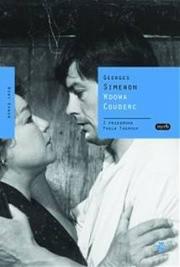 Okładka - Wdowa Couderc