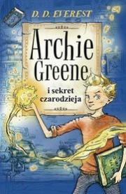 Ok�adka - Archir Green i sekret czarodzieja