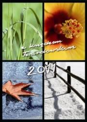 Ok�adka - Z ksi�dzem Twardowskim 2011 - cztery pory roku