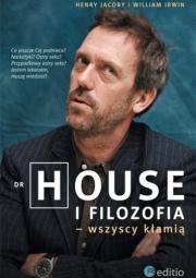 Ok�adka - Dr House i filozofia- wszyscy k�ami�