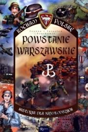 Ok�adka - Kocham Polsk�. Powstanie Warszawskie