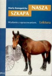 Ok�adka - Nasza Szkapa